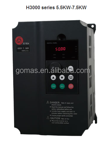 7.5KW 10HP AC Drive frequency inverter for Motor Variable Speed Drives