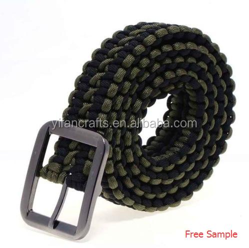 Paracord Bracelet Covert Green 550 Paracord Survival Gear Buy 2 Get 1 Free!!
