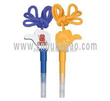 Novetly Thumbs up promotional ball pen with customized logo