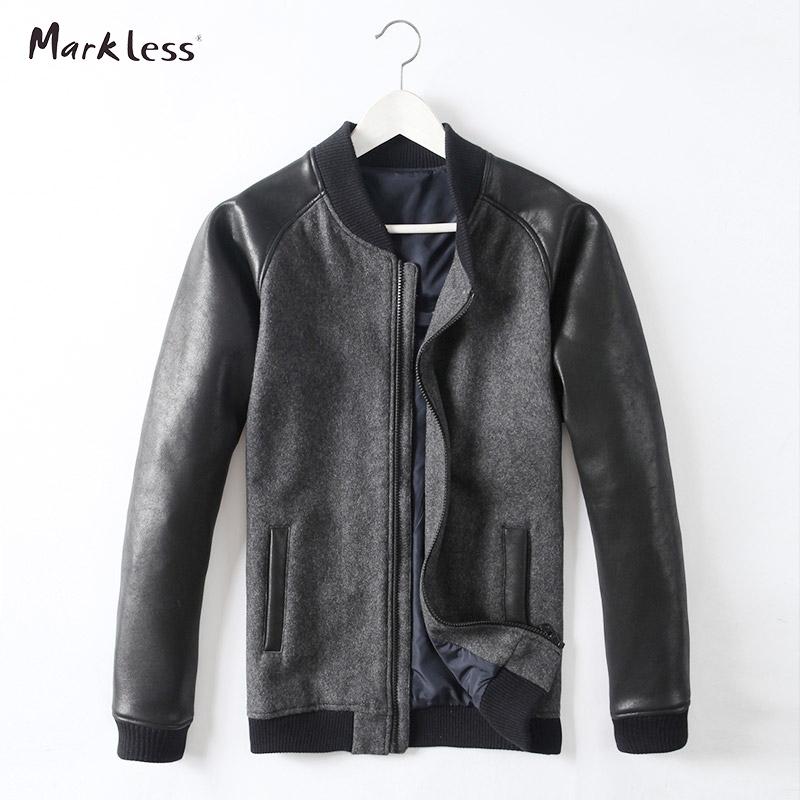 Compra chaquetas de lana de béisbol online al por mayor de
