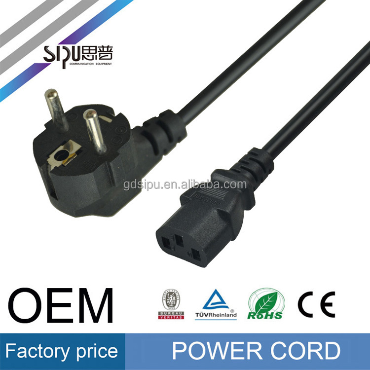 List Manufacturers of Electric Cable Plug European, Buy Electric ...