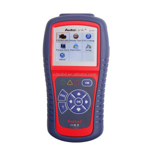 Best Price Newest Autel AutoLink AL419 OBD-II and CAN Scanner Tool Electric Update via Official Website