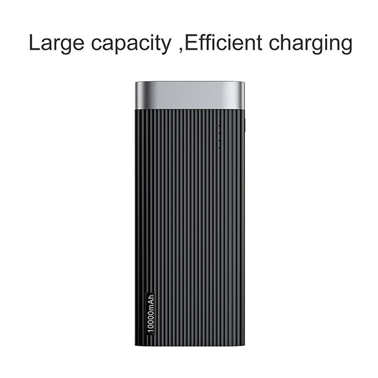 Baseus Khẩn Cấp Sạc 10000 mah Siêu Mỏng Xách Tay Rohs Ngân Hàng Điện Với 2 Cổng USB Powerbank