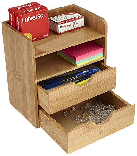 bamboo desk organizer BH-18042005 Details 5
