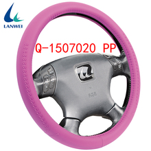 Factory supply highquality custom pvc car steering wheel cover