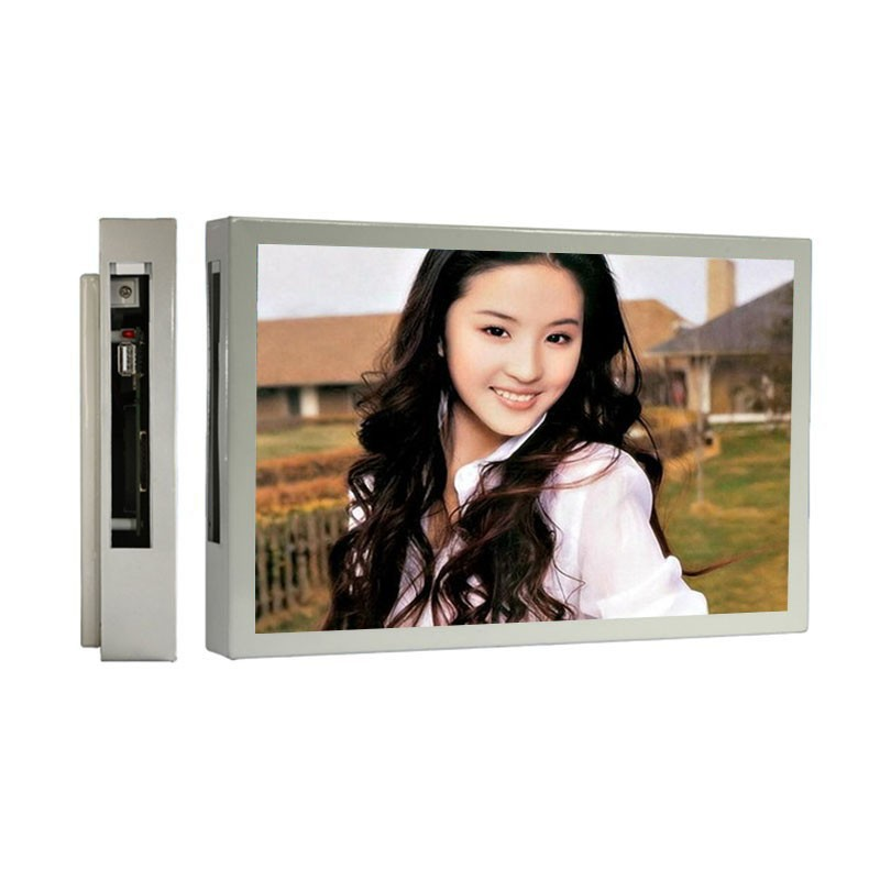12.1 Inch LCD Wall Mount Advertising Player