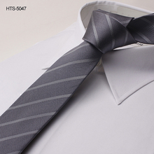 Wholesale Best Woven Business Stripe Silk Tie For Men