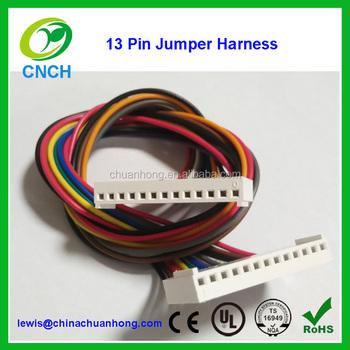 2510hx 13 pin jumper wiring harness buy 2510hx 2510hx 13 pin 2510 rh alibaba com instrument panel jumper wiring harness OBD2B Wiring Harness