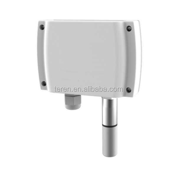 pt100 temperature sensor with thermowell enclosure