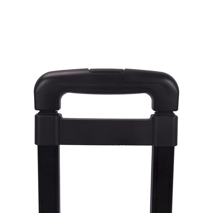 Easy-to-control luggage retractable handle