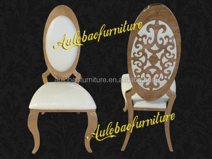 Factory Modern Crown Royal Chair Hotel Lobby Furniture For