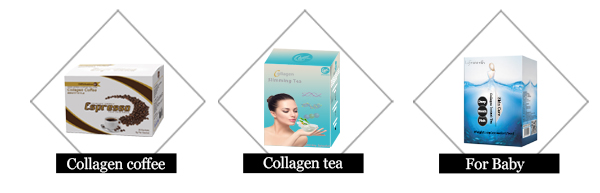 Lifeworth pure collagen peptide powder OEM