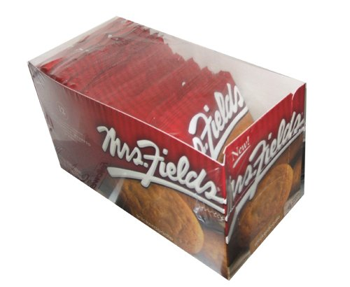 Mrs. Fields Snickerdoodle Cookies Twelve Individually Wrapped Cookies