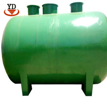 Economical investment biogas digester septic tank for dock