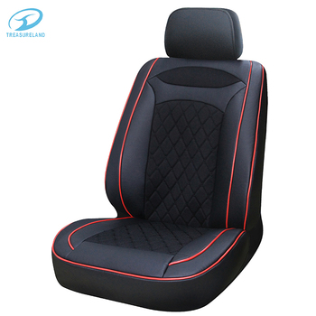 Polyester And PU Cover Premium Special Car Seat Cushion