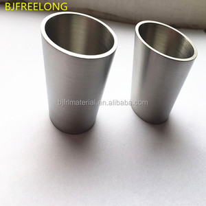 R60702 zirconium crucible for melting metal