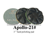 Diamond Tool Hard Stone Grinding And Polishing Pads / Concrete Polishing Pads