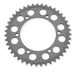 Sunstar Steel Rear Sprocket - 38T , Sprocket Teeth: 38, Color: Natural, Sprocket Position: Rear, Sprocket Size: 525, Material: Steel 2-433538