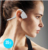 Bone Conduction Wireless Headset auriculares Bluetooth Earphone & Headphone Sports Earbuds with Earhooks