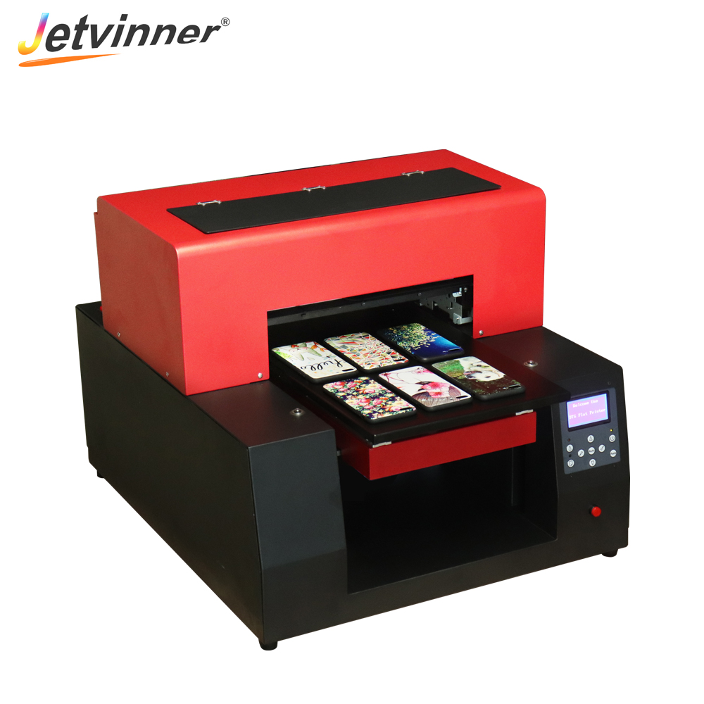 Jetvinner Manual A4 6Colors UV Printer For Epson L805, View