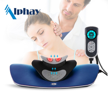 Factory New Products Looking For Agent In Japan Heating Cervical Neck Care Massager Good For TV Shopping As Seen On TV