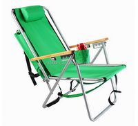 aluminum backpack beach chair,tommy bahama beach chair,beach chair with wood armrest