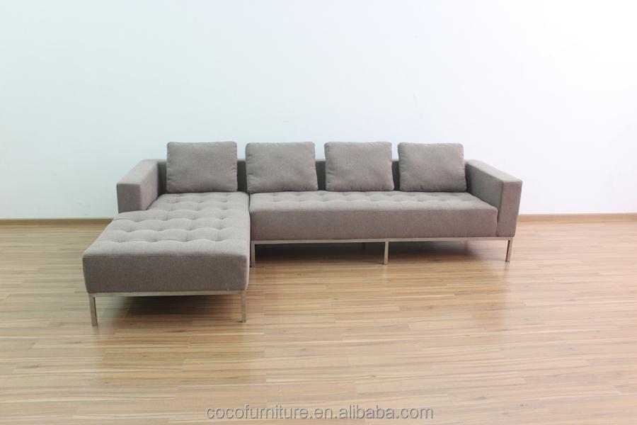 Modern Carter Sectional Sofa 5068 Buy Fabric L Shape