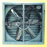 Wall mounted exhaust fan centrifugal push-pull fan for ventilation of poultry house vegetable greenhouse pig house work shop