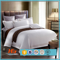 Used Hotel American Size Twin / Full / Queen / King 100% Cotton Bedding Set