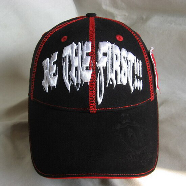 Popular Fashion New Embroidered custom Baseball Hat
