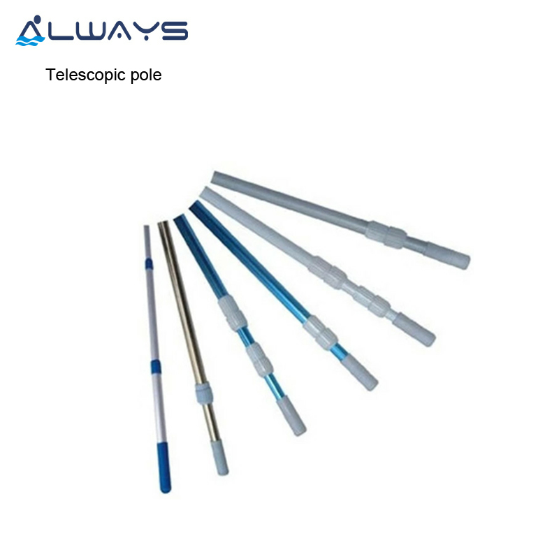factory supply swimming pool Telescopic pole equipment for hot sales, View  Telescopic pole, Always Product Details from Guangzhou Always Swimming Pool
