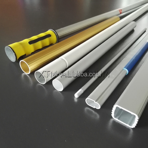 Foshan aluminum one stop factory supply 6061 6063 extruded oval rectangular shape aluminum tube/aluminum frames/aluminum profile
