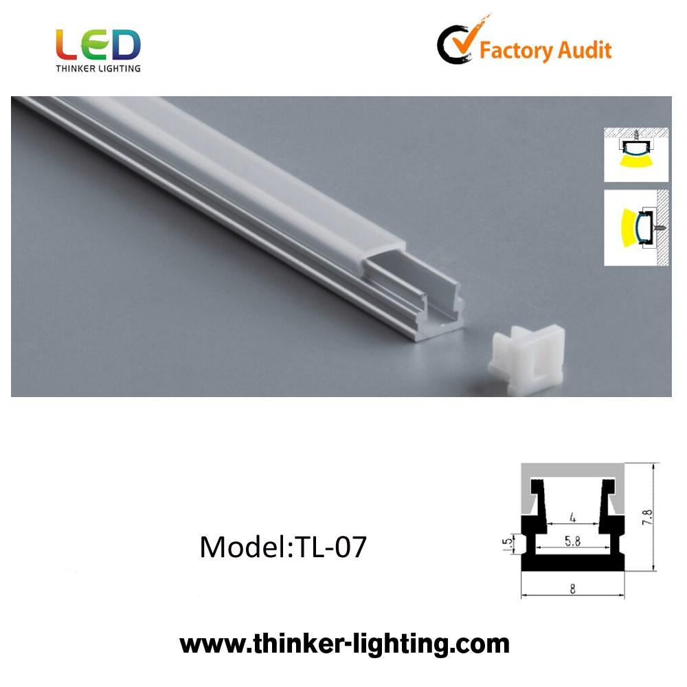 Thinker Tope Seller Recessed Led Profile Aluminium Led Aluminum ...