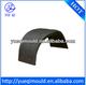plastic truck trailer fenders by roto moulding