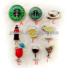 hot sale cheap price china supplier wholesale nfl floating charm