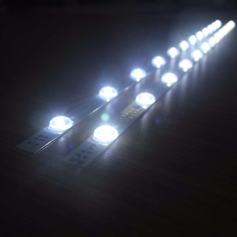 24V diffusion led advertising lights led rigid bar