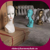 HARMONY female mannequin head display