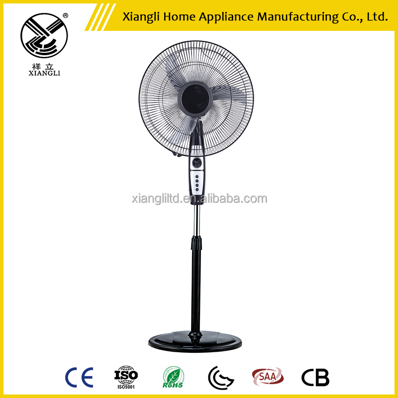 Low price 100% copper motor national standard stand fan