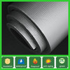 Rubber-plastic heat insulation material
