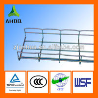 Galvanized wire mesh cable tray