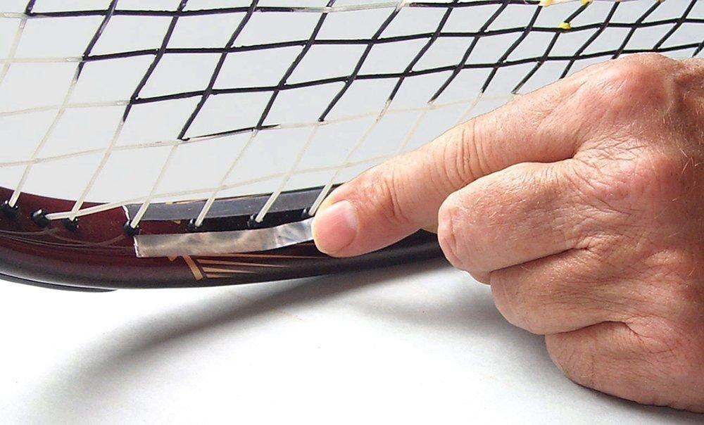 Unique Tourna Lead Power Strip Tennis Racquet Racket Tape 3.62 G Each 6 Pack