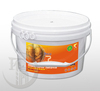 bucket packing white wallcovering adhesive glue powder
