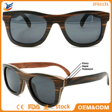 Dongguan Beinuo wood sunglasses polarized with CE&ISO