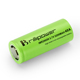 Adjustable ecigarette 2017 vape brillipower 26650 5200mah 40a battery