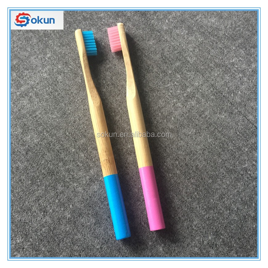 Bamboo toothbrush custom logo with lower price