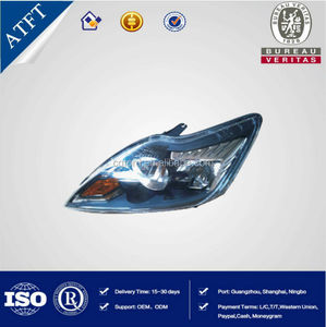 for Ford focus auto parts, headlight/head lamp, front lamp for ford focus 09-14 OEM 8M5113W029FD-R from China supplier