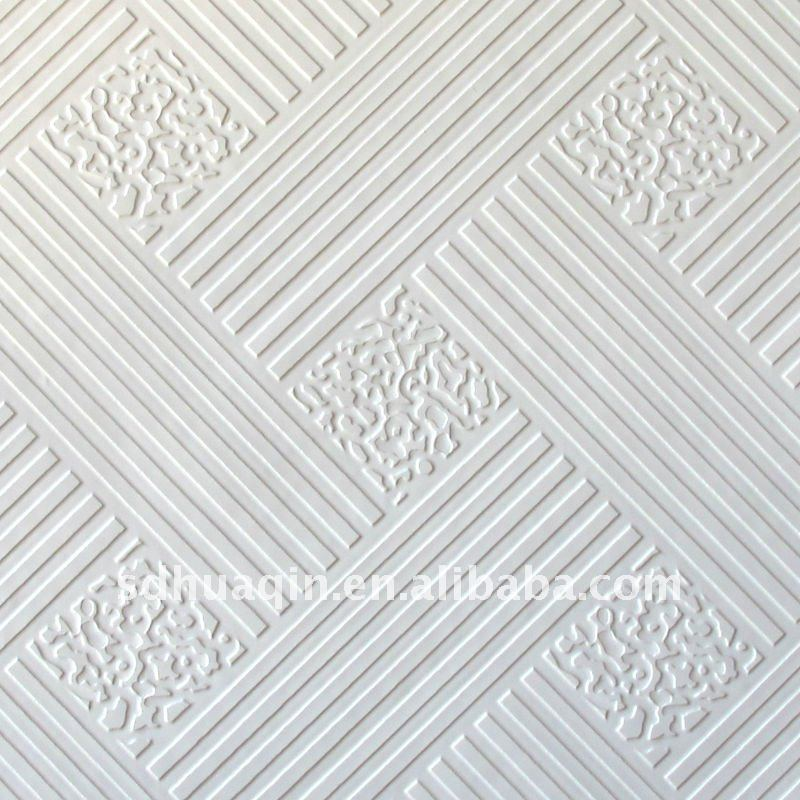 Gypsum Pvc Ceiling Tile 600mmx600mm Board Product On Alibaba