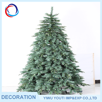 Factory Popular outdoor artificial christmas trees manufacture