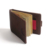 Bifold Wallet Genuine Leather Money Clip Wallet RFID Blocking Card Holder Minimalist Wallet for Men