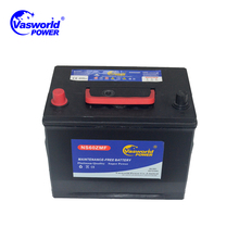 Battery 12V Hybrid 80D26L Mf Car Battery Weight For Sale
